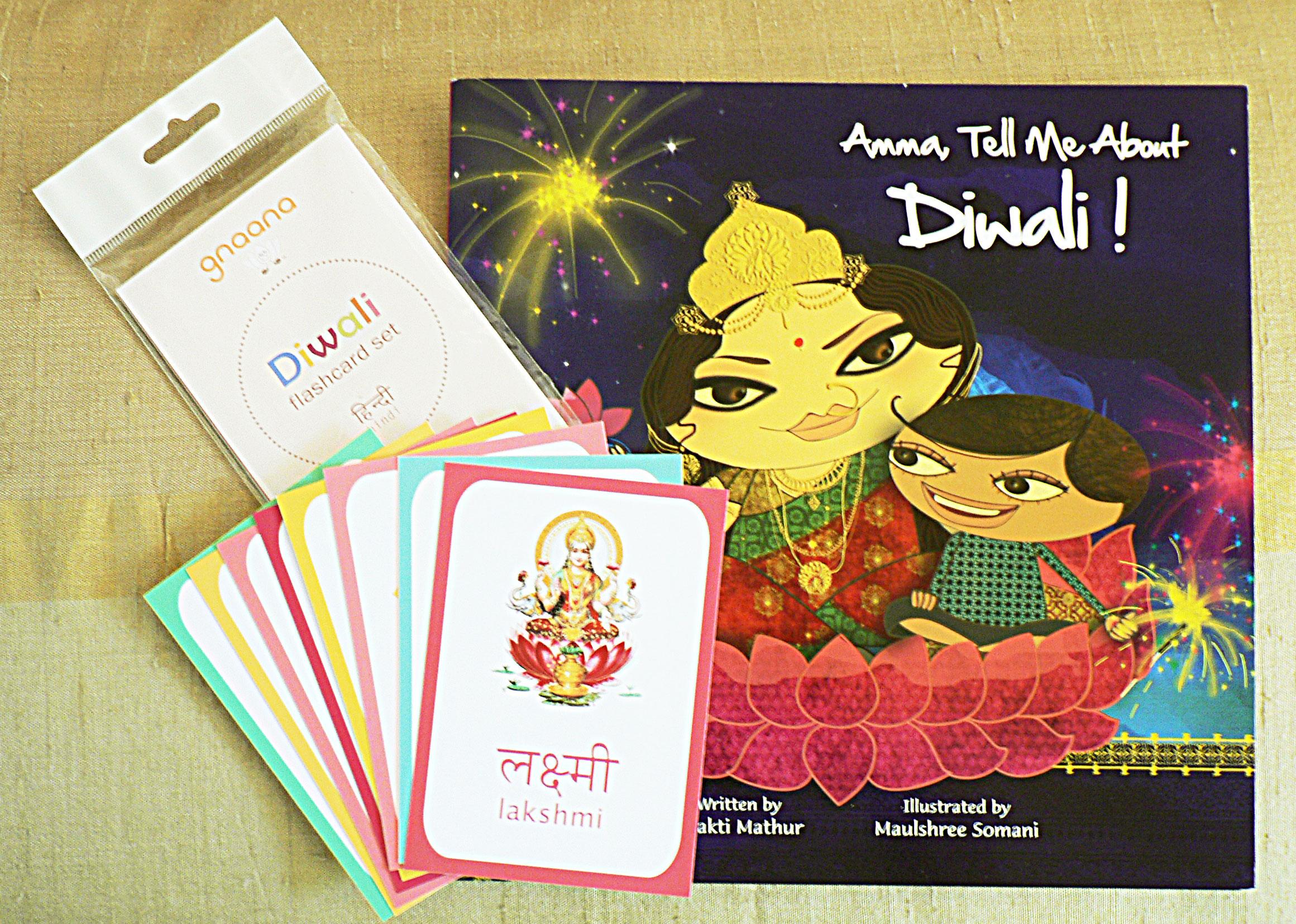 diwali information for kids