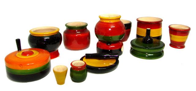 India Toy Kitchen Set