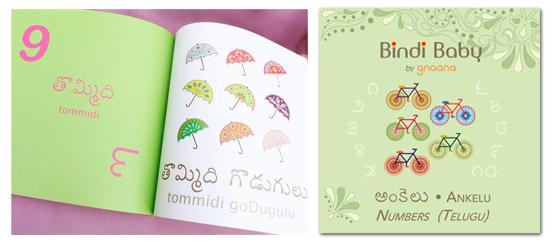 Bindi Baby Numbers Preorder Special!