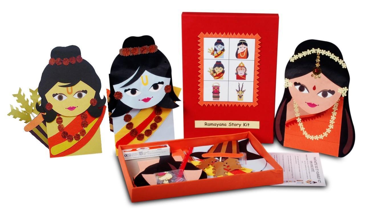 Diy Craft Story Kits